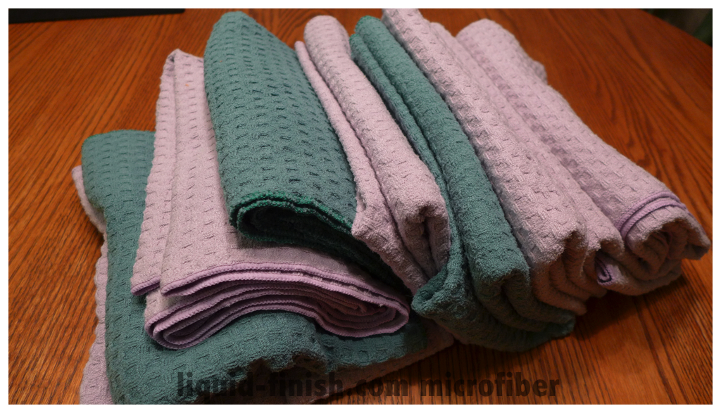 korean microfiber towel