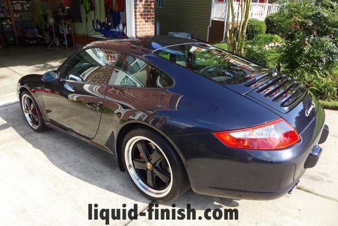 liquid finish best of 2015 car detailing