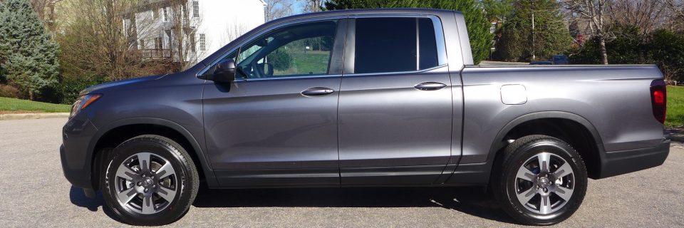 Honda Ridgeline – Opti Coat Pro New Car Coating