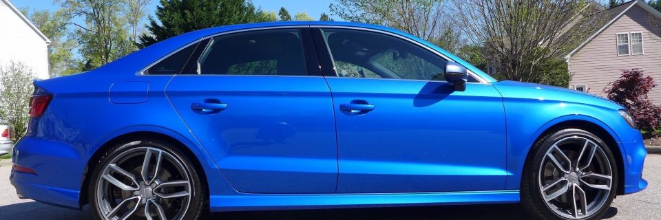 Opti Coat Pro Installations: Audi S3 & BMW 135i + Paint Correction