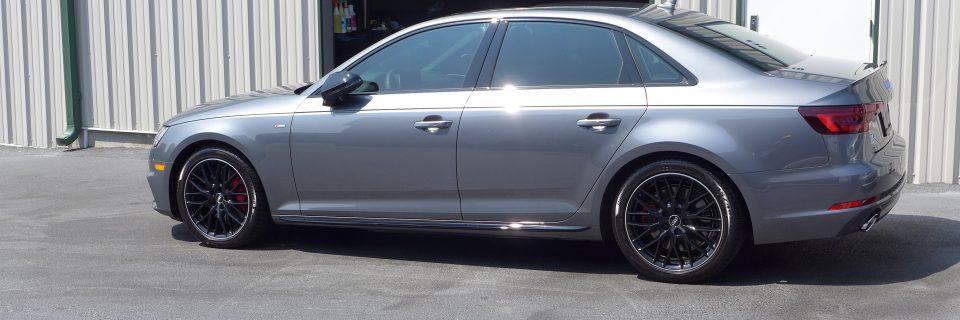 September Update: Porsche Macans and Audi A4 Opti Coat Pro