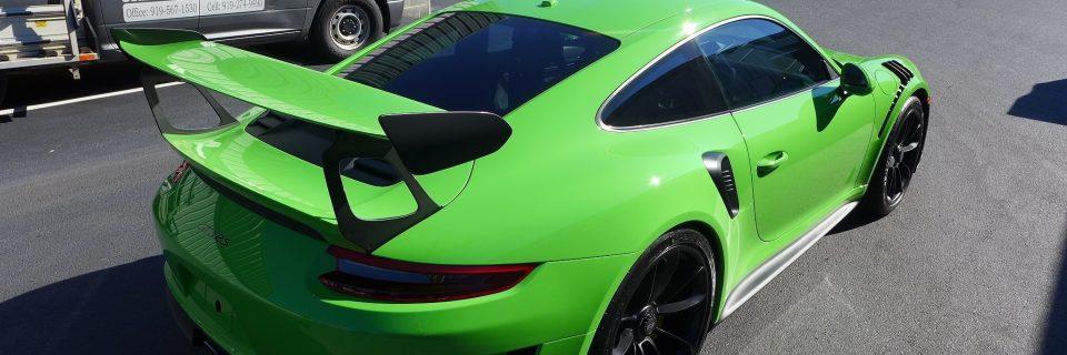 Spring 2019 Update: Ceramic Opti Coat Pro + Full PPF Wrap – Porsche GT3RS / Panamera