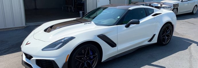 Summer 2019 Update – Corvette ZR-1 & BMW M2 Competition Opti Coat Pro