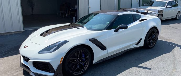 Summer 2019 Update – Corvette ZR-1 & BMW M2 Competition Opti Coat Pro
