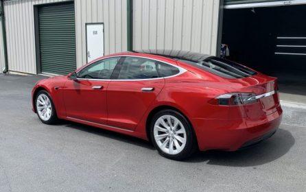 Fall Update: Tesla Model S, C300 Blue Opti Coat Pro Plus & S63 AMG Alubeam Paint