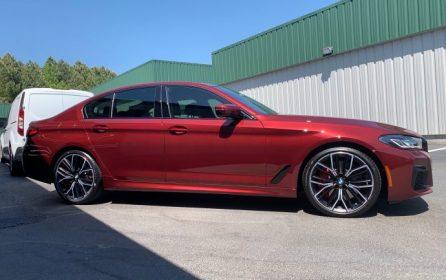 June Update: BMW M550i & Audi Q5 Opti Coat Pro Plus