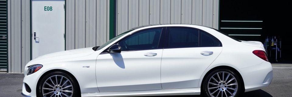 August Update: Dodge Ram 2500 & C43 Mercedes Benz Ceramic Coating